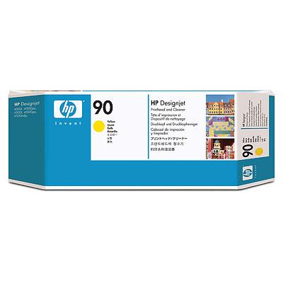 Картридж HP C5057A yellow для HP Designjet 4500 Печатающая головка
