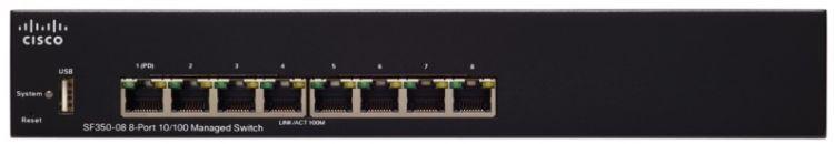 Cisco SB SF350-08-K9-EU