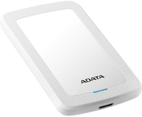 "Adata Внешний жесткий диск 2.5'' ADATA AHV300-2TU31-CWH 2TB HV300, 2,5"" , USB 3.1, белый"