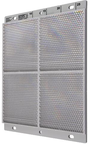 Отражатель System Sensor 6500-LRK для серии 6500, при дистанции 70-100м