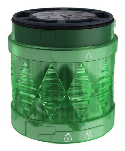 Модуль Schneider Electric XVUC23 световой сигнальной колонны, зеленый, 24В, LED