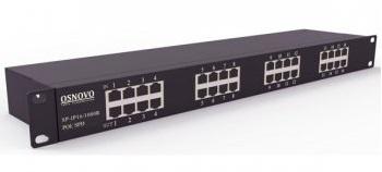 OSNOVO - Грозозащита OSNOVO SP-IP16/1000PR