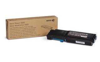 Картридж Xerox 106R02233 WC 6605 (cyan)