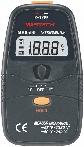 Термометр Mastech 13-1240 цифровой MS6500