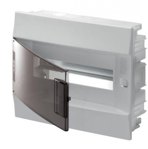 Бокс ABB 1SLM004101A2203 Mistral41 в нишу 12М прозрачная дверь (c клемм)