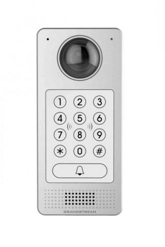 Видеодомофон Grandstream GDS3710 SIP, FHD, POE