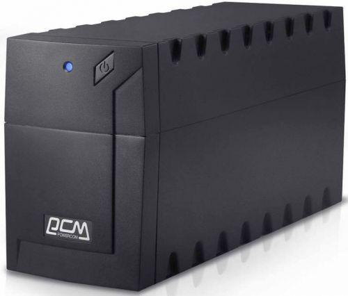 Фото - Источник бесперебойного питания Powercom RPT-600AP 792803 Raptor, 600VA/360W, USB, AVR (IEC320 C13) источник бесперебойного питания powercom rpt 1500ap lcd 1500ва 900вт