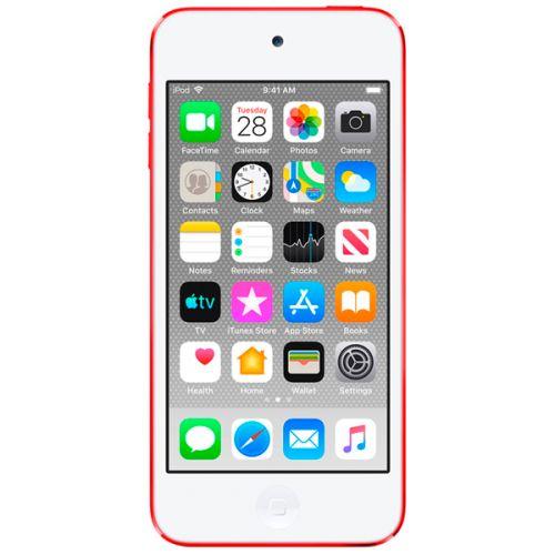 Плеер Apple iPod touch 128Gb MVJ72RU/A red