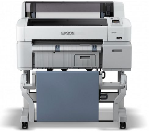Фото - Принтер Epson SureColor SC-T3200 C11CD66301A0 A1+ принтер epson c6500ae c31ch77102 colorworks