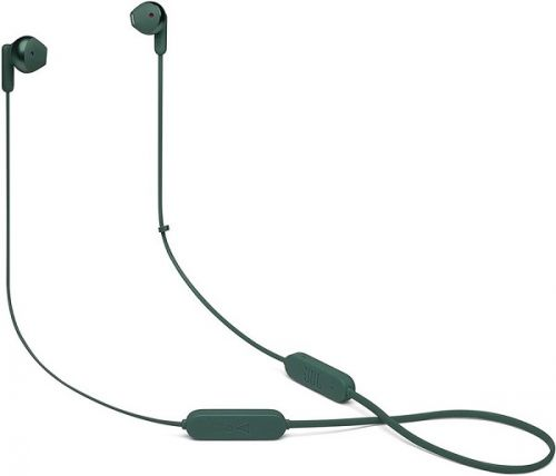 Наушники беспроводные JBL T215 зеленый