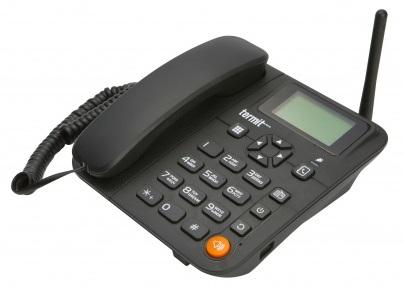 Стационарный сотовый телефон Termit FIXPhone V2 rev.3.1.0 GSM (ТЕЛЕ2 в Москве не работает)