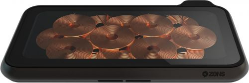 Фото - Зарядное устройство беспроводное Zens Liberty 16 coil Dual Wireless Charger ZEDC09G/00 черный беспроводное зарядное устройство baseus cobble wireless charger 15w черный bs w501