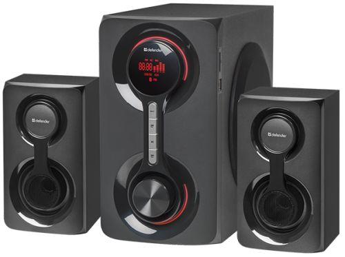Компьютерная акустика 2.1 Defender Thunder 65592 60Вт, Bluetooth, FM/MP3/SD/USB