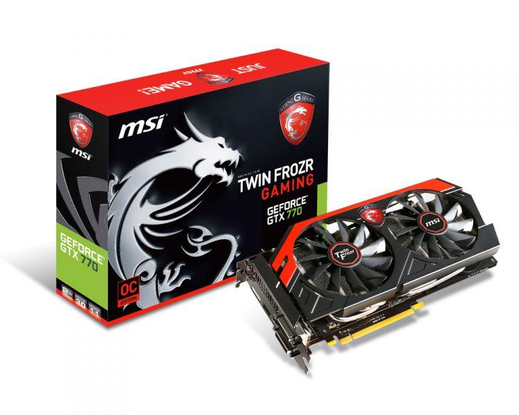 MSI N770 TF 2GD5/OC