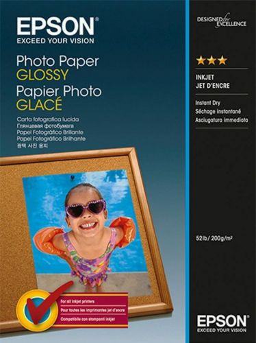 Фотобумага Epson C13S042539 Photo Paper A4 50 sheets