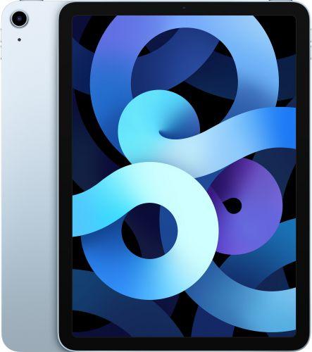 Планшет 10.9 Apple iPad Air Wi-Fi 64GB MYFQ2RU/A sky blue планшет apple 10 9 inch ipad air 2020 wi fii