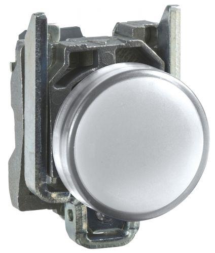 Лампа Schneider Electric XB4BVM1 сигнальная белая светодиодная 230В