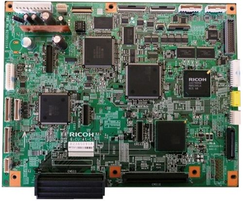 Главная плата управления Ricoh D0675101 плата ricoh d0621482 панели управления