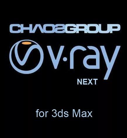 Chaos Group V-Ray Next Workstation для 3ds Max, коммерческий, английский