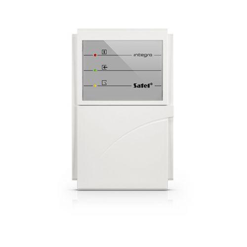 Клавиатура SATEL INT-SZ-GR кодонаборная светодиодная для контроля доступа ПКП INTEGRA и CA-64, 3x2 индикатора, зеленая подсветка клавиш