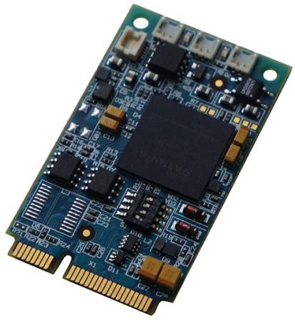 Программно-аппаратный комплекс Код Безопасности Соболь 3.0 Mini PCI-E