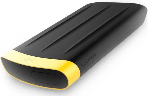 Внешний жесткий диск 2.5'' Silicon Power SP020TBPHDA65S3K 2TB Armor A65 USB 3.0 черный внешний жесткий диск 2 5 silicon power sp020tbphds03s3k 2tb stream s03 usb 3 0 черный