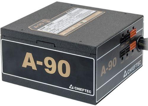 Блок питания ATX Chieftec GDP-550C 550W aPFC, 120mm FAN, модульный, КПД 90+, Ret