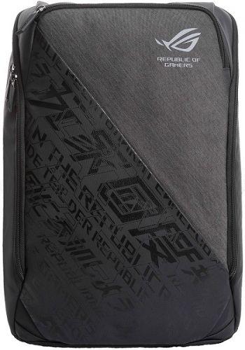 Фото - Рюкзак для ноутбука ASUS ROG Ranger BP1500 90XB0510-BBP000 15.6, серый, полиэстер рюкзак для ноутбука guardit 2 0 m серый