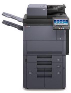 МФУ Kyocera TASKalfa 8002i 1102NJ3NL0 A3, 80/40 к.мин, автопод., DU, сеть, 4.5 GB RAM+8 GB SSD+320 GB HDD, 2*500 л.А3, 2*1500 л. A4