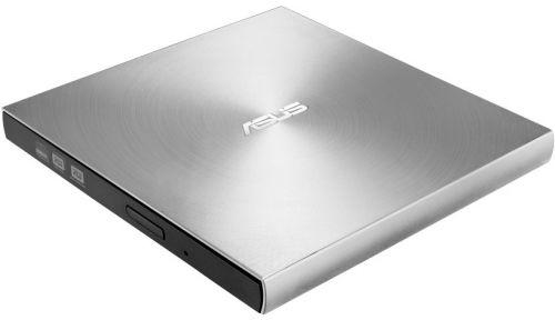Привод DVD±RW внешний ASUS SDRW-08U7M-U Silver USB ultra slim RTL
