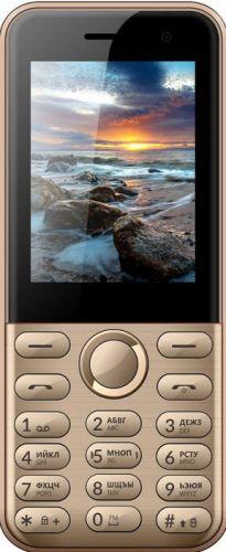 Мобильный телефон Vertex D567 gold