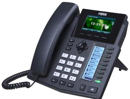 Телефон VoiceIP Fanvil X5S.