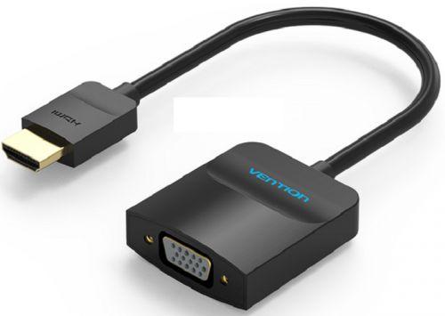 Конвертер Vention ACHBB HDMI > VGA + аудио