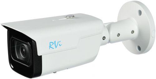 """Видеокамера IP RVi RVi-1NCT8238 (3.6) 1/2.7"""" КМОП, фиксированный, 3,6 мм, ИК-подсветка: 80 м, 8Мп, 15к/с, 4, 25, H.264, H.265, H.264+, H.265+, MJPEG"""