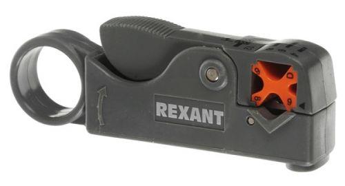 Инструмент Rexant 12-4011 для зачистки коаксиального кабеля HT-332 RG-58, RG-59, RG-6