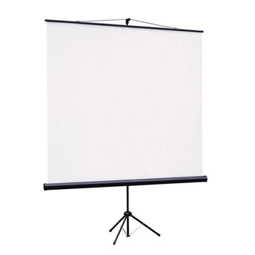 Экран Viewscreen Clamp TCL-1104 мобильный (1:1) 160*160 MW