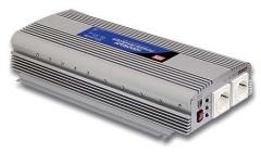 Преобразователь напряжения DC-AC инвертор Mean Well A301-1K7-F3 вых: 1.5 кВт; U вх: 12 В; U вых: 230 В; Форма: модифицированный синус