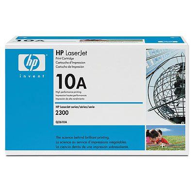 Картридж HP Q2610A для принтера LaserJet 2300 интеллектуальный на (6000 page)