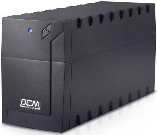 Фото - Источник бесперебойного питания Powercom RPT-1000AP 792817 Raptor, 1000VA/600W, USB, AVR (IEC320 C13) источник бесперебойного питания powercom raptor rpt 1000ap euro