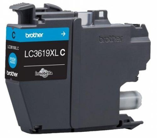 Картридж Brother LC3619XLC Brother LC-3619XLC для MFCJ3530/3930 голубой (1500стр)