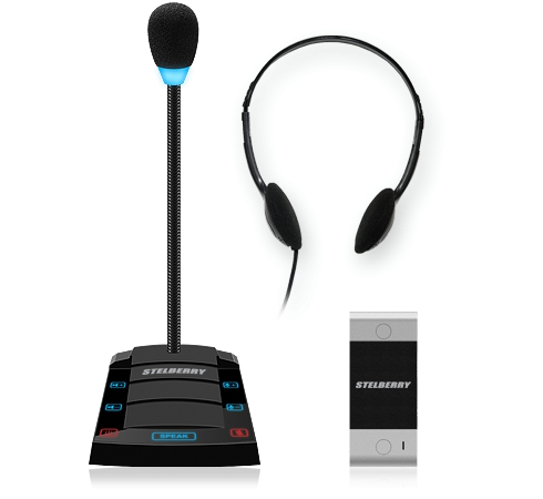 Переговорное устройство Stelberry S-411 Цифровое дуплексное