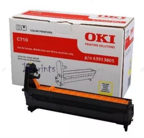 OKI EP-CART-Y-C710