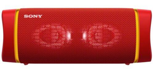 Портативная акустика Sony SRS-XB33 красный, 2*8Вт, BT, IP67