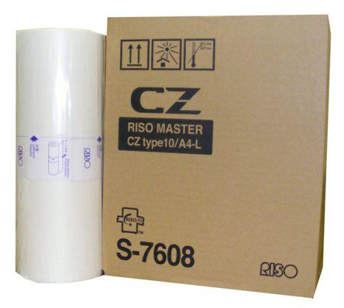 Мастер-пленка Riso S-7608 CZ A4 /Type 10 (o)