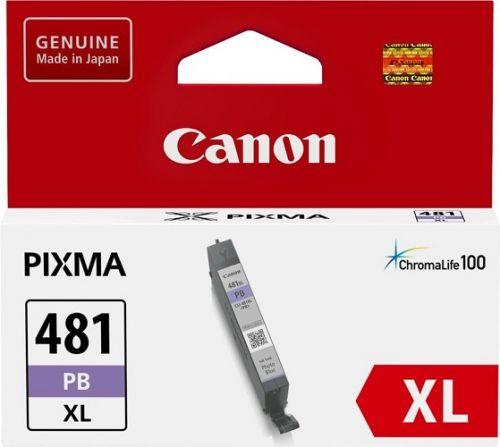 Чернильница Canon PGI-481XL 2048C001 для TS8140/TS9140 (4710 стр), синий,