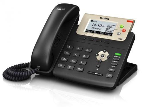 SIP-T23G Проводной IP-телефон Yealink SIP-T23G