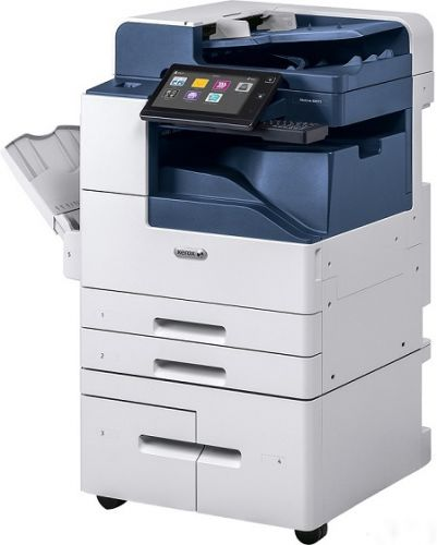 МФУ монохромное Xerox AltaLink B8045 4700 л, обходной лоток, с центральным лотком со сдвигом до 400 л