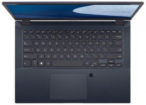 Фото - Ноутбук ASUS ExpertBook P2 P2451FA-BM1357T 90NX02N1-M18330 i7-10510U/8GB/512GB SSD/14 FHD IPS/Win10Home/star black ноутбук asus expertbook p2 p2451fa bm1356t 90nx02n1 m18310 i5 10210u 8gb 512gb ssd 14 fhd ips win10home star black