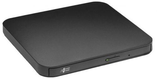 Привод DVD±RW внешний LG GP90NB70 USB ultra slim черный RTL внешний привод dvd±rw lg gp70ns50 usb 2 0 серебристый retail