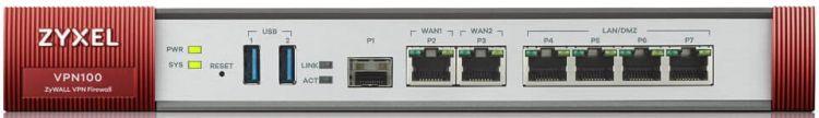 ZYXEL VPN100-RU0101F